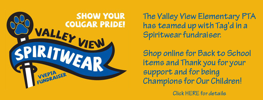 Valley View SPIRITWEAR
